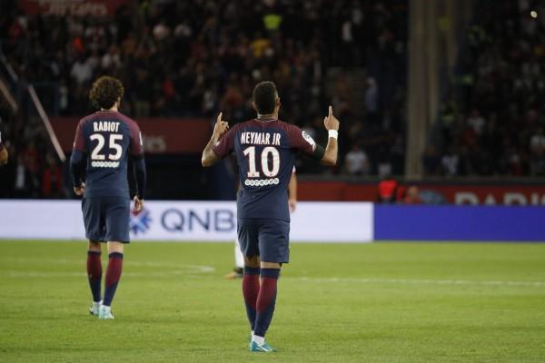 Hasil dan klasemen Liga Prancis, kejayaan Neymar dimulai
