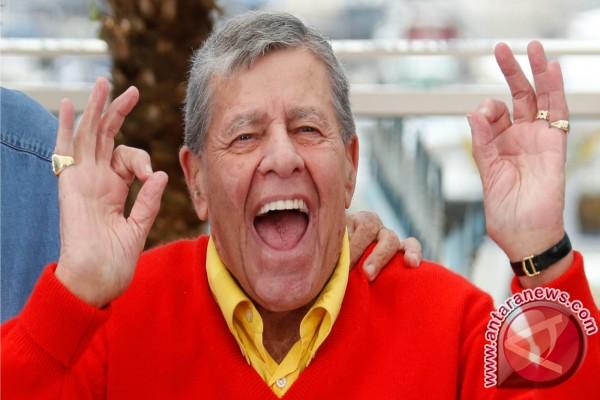 Komedian Legendaris Jerry Lewis Tutup Usia