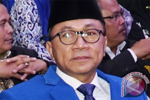 Zulkifli Hasan komentari KPK yang rajin OTT