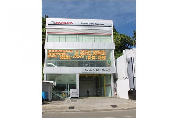Honda buka dealer resmi pertama di Papua