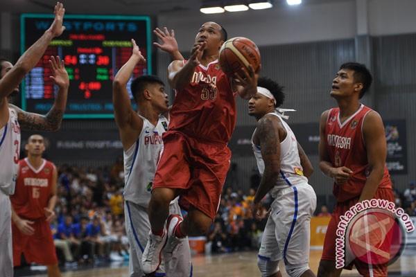SEA Games 2017 - Timnas putra Indonesia raih perak bola basket