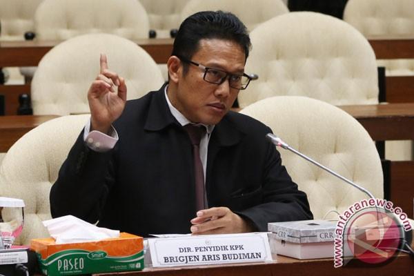 KPK harap laporan Aris atas Novel tidak sampai pengadilan