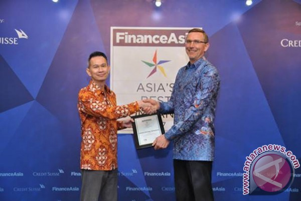 "Sampoerna wins FinanceAsia's ""Best Company Poll 2017"""