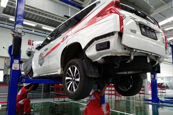 Mitsubishi resmikan diler kendaraan penumpang ke-92 di Medan