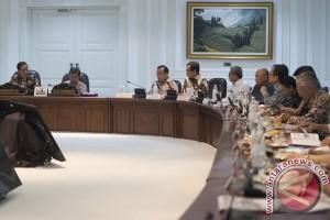 Rapat Terbatas Tentang Sulawesi Barat