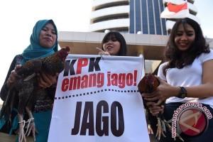 Desak KPK Usut Kasus Besar