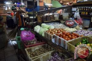 BPS: bahan makanan sumbang deflasi Agustus 2017