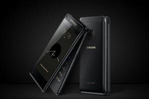 Samsung luncurkan flip phone terbaru