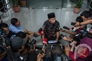 Ade Komarudin penuhi panggilan KPK terkait Novanto