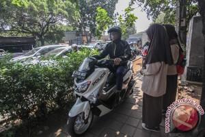 500 petugas dikerahkan selama Bulan Tertib Trotoar