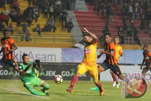 Sriwijaya FC VS Pereseru Serui