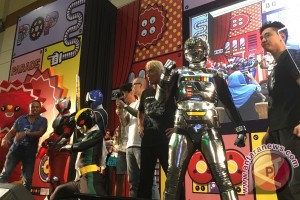 Popcon Asia 2017 resmi dibuka (video)