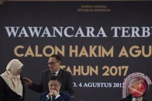 KY usulkan lima calon hakim agung ke DPR