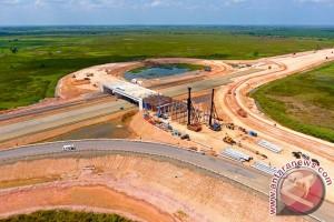 Progres Pembangunan Tol Palindra