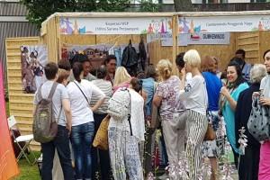 Koperasi pun ikut Festival Indonesia di Moskow