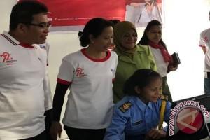 Rini dukung Telkom buka isolasi Pulau Liran