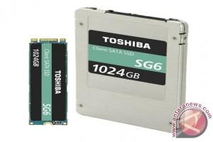 Toshiba Memory Corporation luncurkan SATA client SSD yang menggunakan flash memory 3D berlapis 64