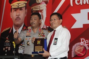 Penghargaan Polisi Berprestasi