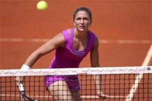 Petenis Italia Errani diskors karena pelanggaran doping