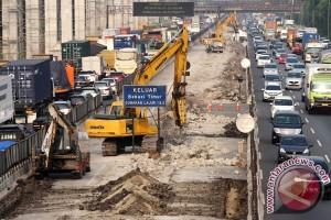 Pembangunan Tol Layang Jakarta-Cikampek II