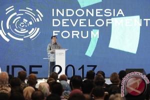 Pembukaan Indonesia Development Forum