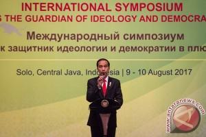 Pembukaan Simposium Internasional MK