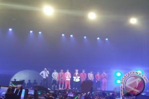 NCT 127 tampil perdana di hadapan penggemar Indonesia