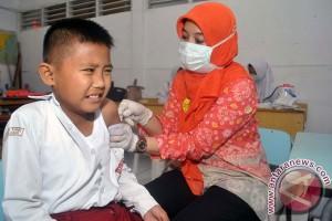 Imunisasi Campak Rubella Di Sekolah