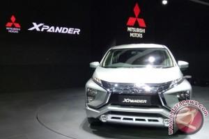 Pemesanan Mitsubishi Xpander tembus 7.489 unit dalam 11 hari