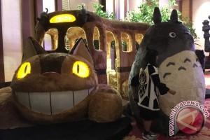 Tenggelam dalam dunia animasi Ghibli di Jakarta