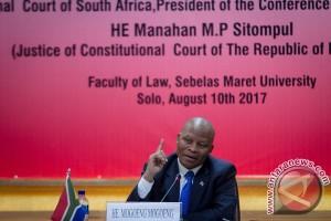 Kuliah Umum Presiden MK Afrika