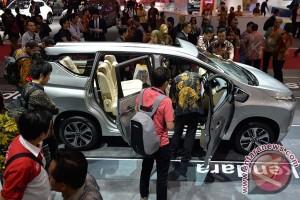 Mitsubishi telah jual 5.194 kendaraan di GIIAS, Xpander terlaris