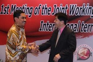 Indonesia-Filipina lakukan pertemuan bilateral bahas pemberantasan terorisme