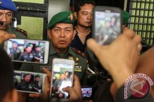 TNI meminta maaf atas prajurit pukul polisi di Pekanbaru