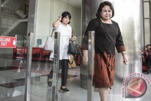 Pengacara Elza Syarief kembali diperiksa KPK