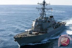AS usik China di Laut China Selatan dengan kirim kapal perusak