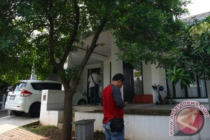 Seorang terduga teroris disergap Densus di Serpong