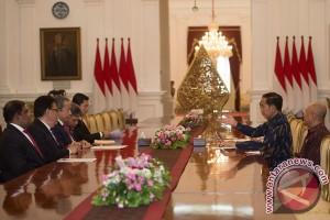 Presiden terima kunjungan kehormatan Menlu Malaysia