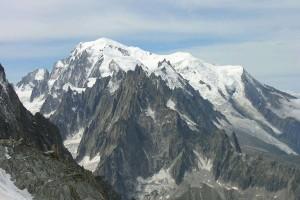 Terjebak badai, pendaki asal Ukraina tewas di Mont Blanc