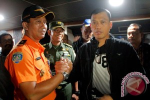 Penemuan Anggota TNI Yang Hanyut
