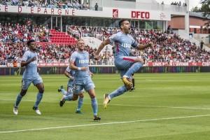 Falcao bantu Monaco tundukkan Dijon