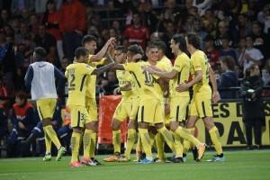 Hasil dan klasemen Liga Prancis, debut Neymar berbuah manis