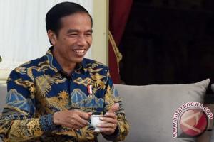 Presiden Jokowi: Harga kompetitif kunci keberhasilan kedai kopi