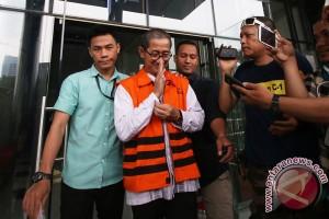 Pemeriksaan Abdullah Fanani KPK