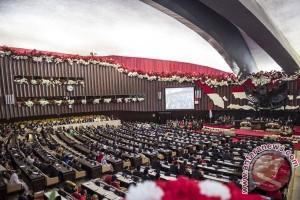 DPR setujui perubahan Prolegnas 2017