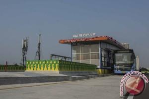 Peresmian Koridor XIII Transjakarta