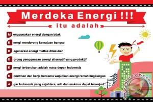 HUT RI ke-72 jadi momentum untuk raih kemerdekaan energi