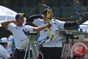 Indonesia raih dua emas pertama SEA Games 2017 dari panahan