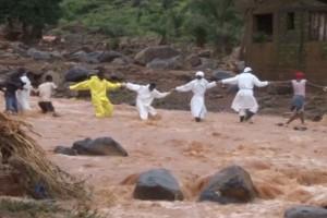 461 korban longsor di Sierra Leone dimakamkan