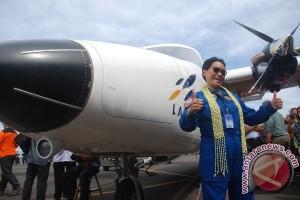 Pesawat N219 jalani uji coba penerbangan perdana